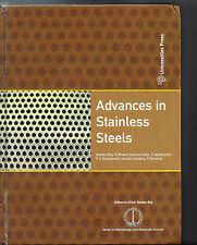Advances in Stainless Steel by Baldev Raj, K Bhanu Sankara Rao 2010