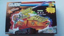 1983 Hasbro GI Joe Cobra Septic Tank vehicle-Eco Warriors Sealed Action Force