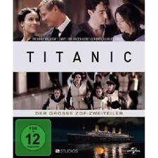 TITANIC TV-ZWEITEILER - 2 BLU-RAY NEU THOMAS ALDRIDGE,SALLY BANKES,BEN BISHOP