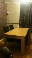 Harveys Oak Up to 6 Seats Kitchen & Dining Tables
