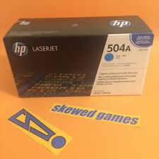 HP Laserjet 504A Cyan Toner Ink Print Cartridge CE251A  Brand New Factory Sealed