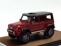 GLM Models 2016 Mercedes-Benz G 550 4x4² red 1/43 Limited Edition