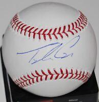 TYLER CYR signed (SAN FRANCISCO GIANTS) Official Major League baseball W/COA