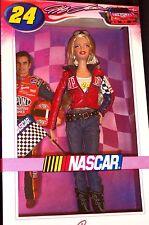 2006 JEFF GORDON * NASCAR BARBIE DOLL * # 24