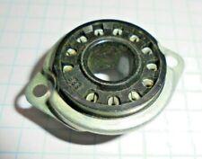 Amphenol   12 PIN Compactron  VACUUM TUBE SOCKET  NOS