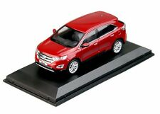 NOREV 2016 FORD EDGE 1:43 SCALE MODEL FINISHED IN RUBY RED OFFICIAL FORD