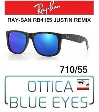 Ray-ban Uomo Justin Occhiali da sole Rb4165 Marrone One Size
