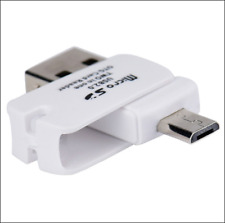 High Speed Micro USB SD / SDHC Memory Card Reader hub Adapter android ,google