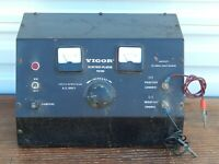 Vintage Watchmakers and Jewelers Vigor Electroplater Power Supply Model: 172