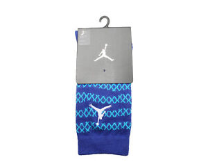 Nike Air Jordan Jumpman 10 City Pack Crew Charlotte Hornets Socks 806407-482 X