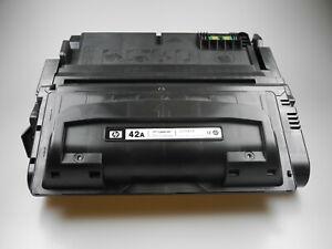 Original HP Q5942A / HP 42A / Toner Black  TOP