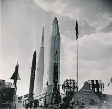 AÉROSPATIAL c. 1950 -  Fusées Thor, Atlas, Redstone  - DIV 5195