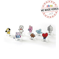 BT21 Character Acrylic Magnet Stand Mini Figure 8types Authentic K-POP Goods