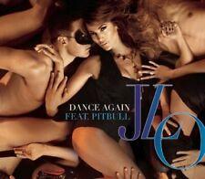 Jennifer Lopez [Maxi-CD] Dance again (2012; 2 tracks, feat. Pitbull)