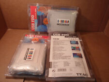 "FD-05PUB TEAC NEW In Box External USB To 3.5"" Floppy Drive FD05PUB*"