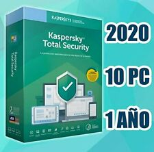 Kaspersky Total Security 2020 3 Dispositivos Seguridad Antivirus