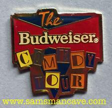 Budweiser Comedy Tour Pin