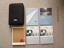 2007 - 07 FORD FREESTYLE USER OWNER MANUAL HANDBOOK GUIDE INFORMATION BOOK