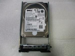 "*LOT OF 7* DELL 0H523N 300GB 10K RPM 6Gbps SAS 2.5"" Hard Drive W/Caddy MBD2300RC"