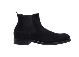 New Mens Wolverine Montague 1000 Mile Black Suede Chelsea Boots W40491 $295 13