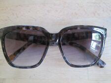 Joe's grey tortoiseshell frame sunglasses. JJ6000.