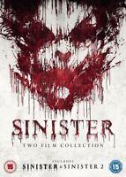 Sinister Doble DVD Nuevo DVD (EO51929D)