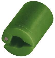 10 x Kabelschneider Abisolierer für 7,2 - 7,4 mm Koaxialkabel | grün | Koaxkabel