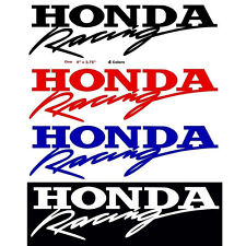Honda Racing Sticker Window Decal JDM Spoon Civic Accord CRX Bumper Random Color