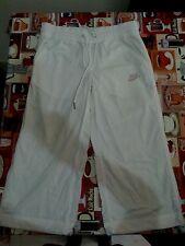 Lotto 189 pantaloni bimbo bambino ''Nike'' bianco tg.XS mis.168 cm