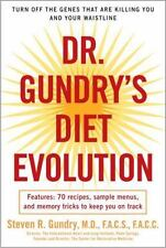 Dr. Gundry's Diet Evolution : Turn off the Genes That Are Killing You  Brand New