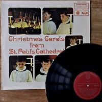 Christmas Carols From St Paul's Cathedral (MFP 1264) 1964 1st UK Stereo Vinyl