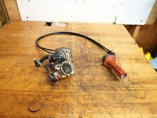 2012 KTM 250SXF Throttle Body #1777