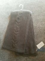 NEW***Universal Thread- Women's Wool Knit Oblong Winter Scarf, Olive, One Size