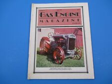 Gas Engine Magazine April 1988 Samson Tractor Collector Archie Magsig Vo23 M2288