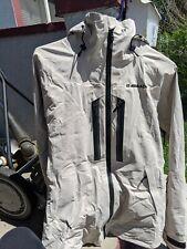 Armada Resolution Gore Tex Jacket Size Small Stone Grey