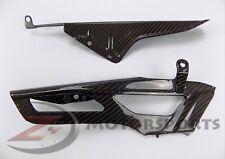 2005 2006 Suzuki GSX-R 1000 Rear Chain Mud Guard Cover Fairing Cowl Carbon Fiber