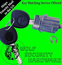GM OEM Single Door Key Lock Cylinder 2 NON-Electronic Keys 7008836C