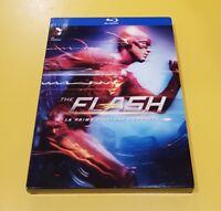 The Flash La Prima Stagione Completa Blu Ray