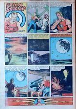 Brick Bradford by Gray - Time Top - full tab page Sunday comic - Nov. 9, 1941