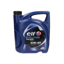 Motoröl ELF Evolution 700 STI 10W40 4 Liter