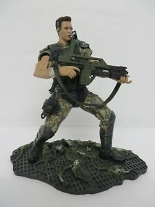 Movie Maniacs 7 action figure - Aliens: Corporal Hicks - McFarlane - Unboxed