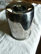 "Enkei Wheel Center Cap 5 1/2"" diameter Chrome New slide thru 8 lug cap"