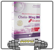 Olimp Chela-mag B6 Skurcz 60 Capsules