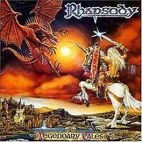 Legendary Tales von Rhapsody   CD   Zustand gut