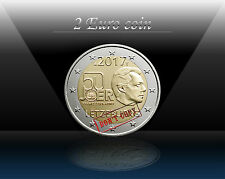 LUXEMBOURG 2 EURO 2017 ( Luxembourg army )  Commemorative Coin *UNCIRCULATED