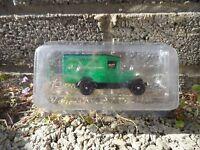 Days - gone Lledo - Unwin's sweet peas - diecast model van
