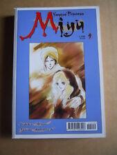 MIYU Vampire Princess vol. 9 - Toshihiro Hirano edizione Play Press  [G371C]