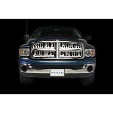 Putco 05-07 Dodge Dakota Flaming Inferno Stainless Steel Grilles 89136