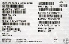 Intel MFMAINFAN Main Fan Module New Bulk Package