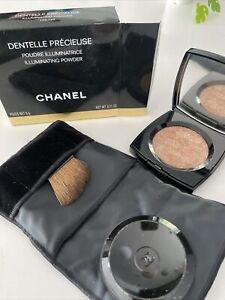 Chanel Illuminating Powder Dentelle Precieuse 0.21 oz  New In Box